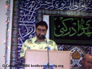 Sam Bazzi: &quotAccording to Prophet Muhammad, PBUH&HF, the codes of Generous Temperament are seven: 1) Pardoning those who have oppressed you; 2) Giving to those who have deprived you; 3) Connecting with those who have shunned you; 4) Benefiting those who have abused you; 5) Counseling those who have deceived you; 6) Seeking forgiveness for those who are not present to you; 7) Forbearing with those who have angered you.""