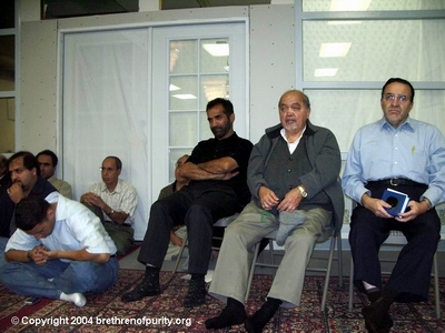 Hassan Dastgah, third from right.