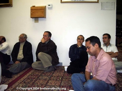 Bay Area Shia community members.