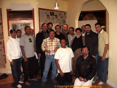 Members of the Bay Area Shia community.