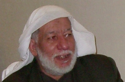 Sayyed Ali Khalaf Almosawi - السيد علي خلف الموسوي. Photo by Sam Bazzi, The Islamic Counterterrorism Institute.